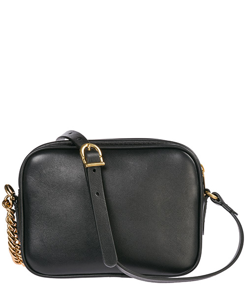 Women's leather cross-body messenger shoulder bag the link secondary image