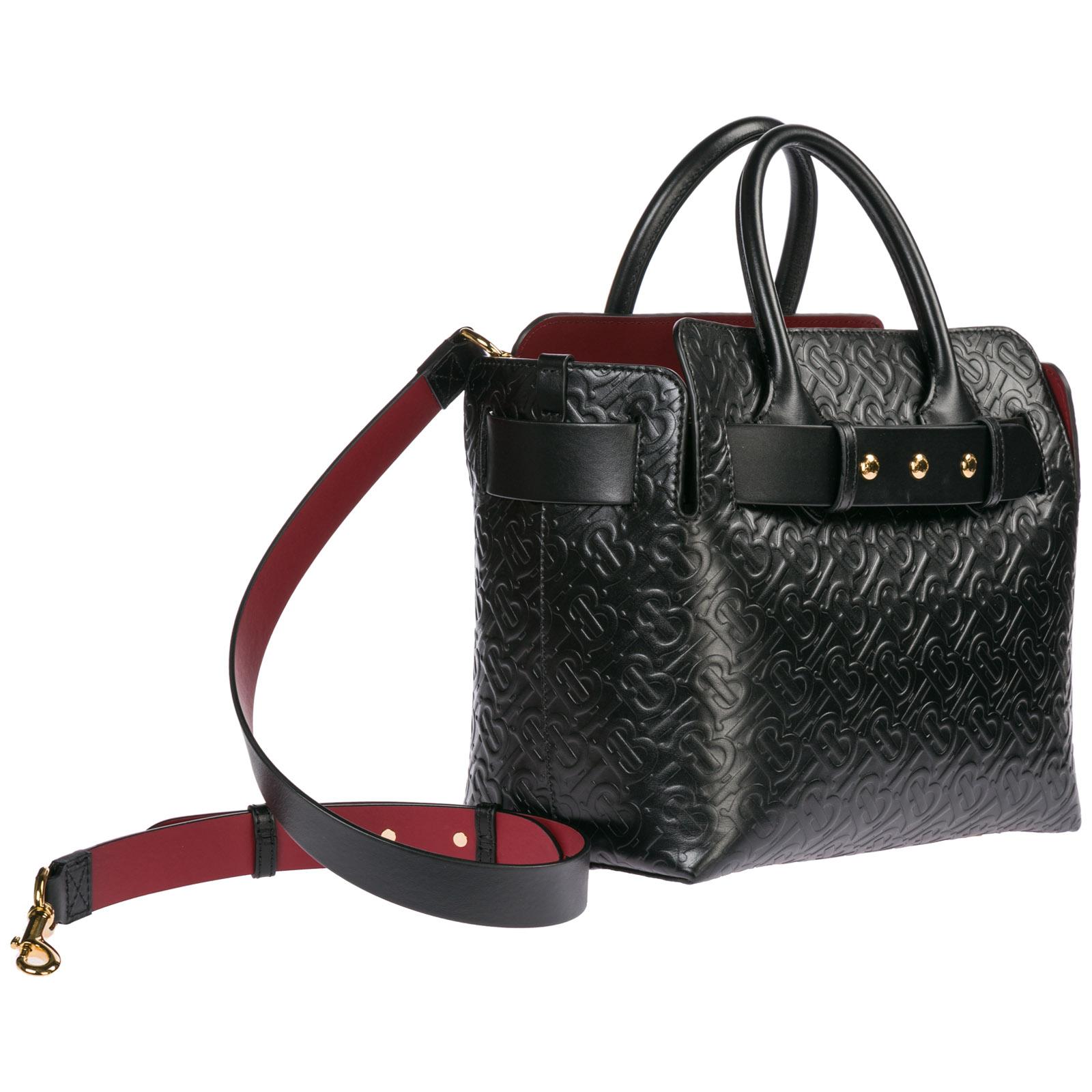 e51e104440 ... Women's leather handbag shopping bag purse the belt ...