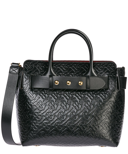 Sac à main Burberry The belt 80100111 black