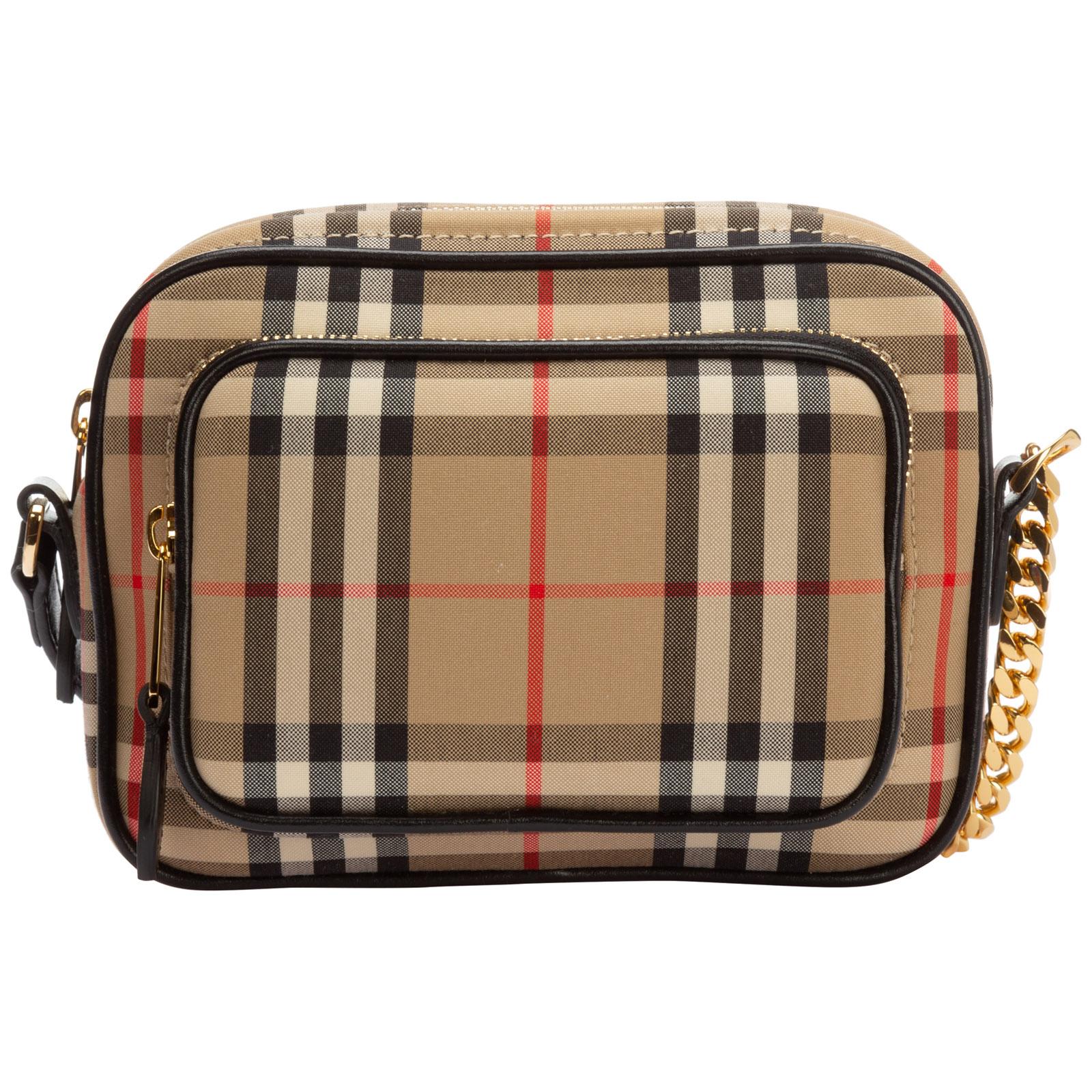 Burberry Shoulder bags WOMEN'S SHOULDER BAG  CAMERA