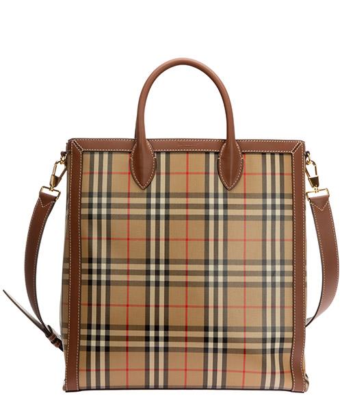 Handbags Burberry Kane 80299811 marrone