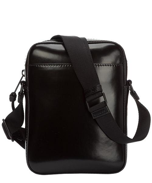 Men's leather cross-body messenger shoulder bag secondary image