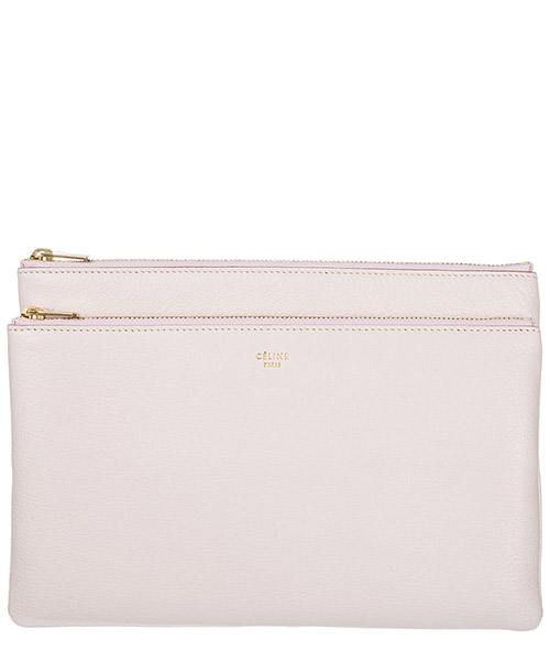 Pochette Céline 104373YHA 25LR light rose