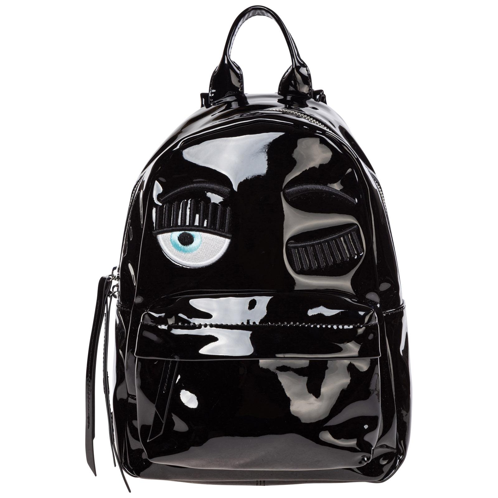 Chiara Ferragni Backpacks WOMEN'S RUCKSACK BACKPACK TRAVEL  FLIRTING
