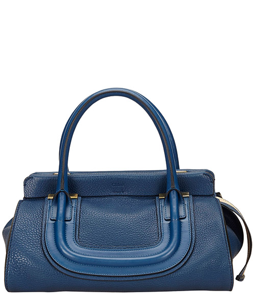 Handbags Chloe Pre-Owned 6ECLHB002 blu