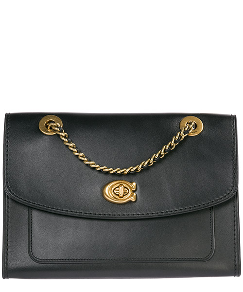 Shoulder bag Coach Parker 26852 nero