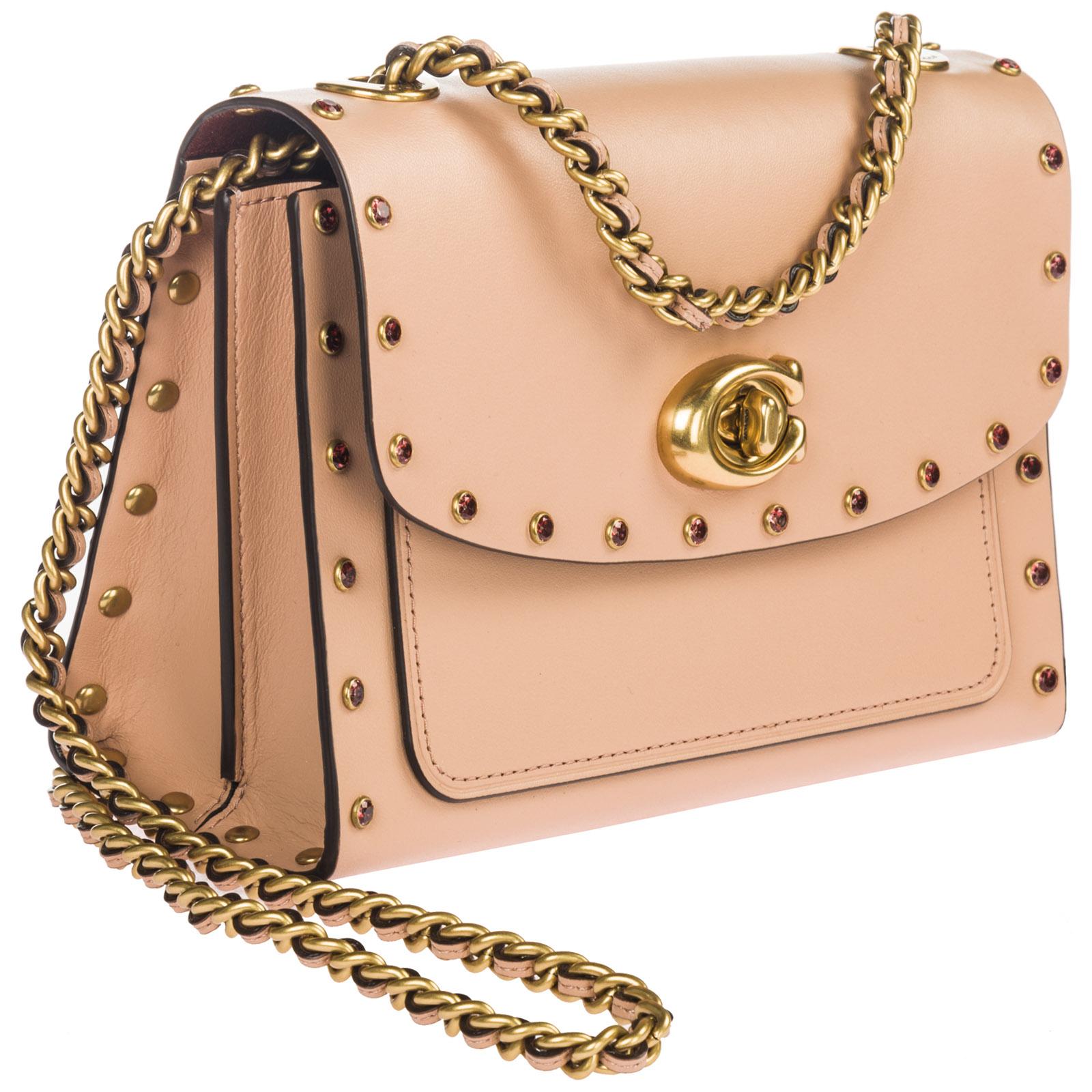 483ac9e1883e ... Women s leather cross-body messenger shoulder bag parker 18 ...