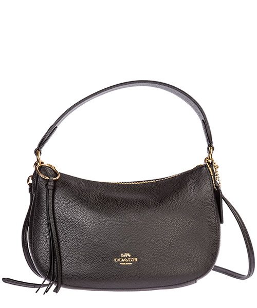 Women's leather cross-body messenger shoulder bag sutton