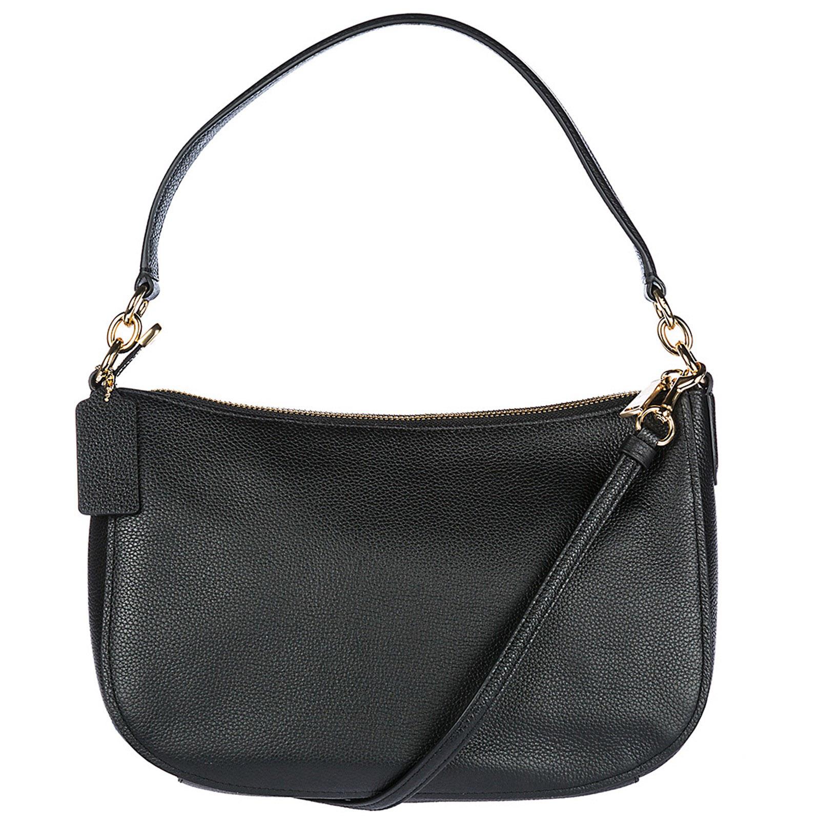 Coach Women s leather shoulder bag chelsea 1bf9c6d98fa88