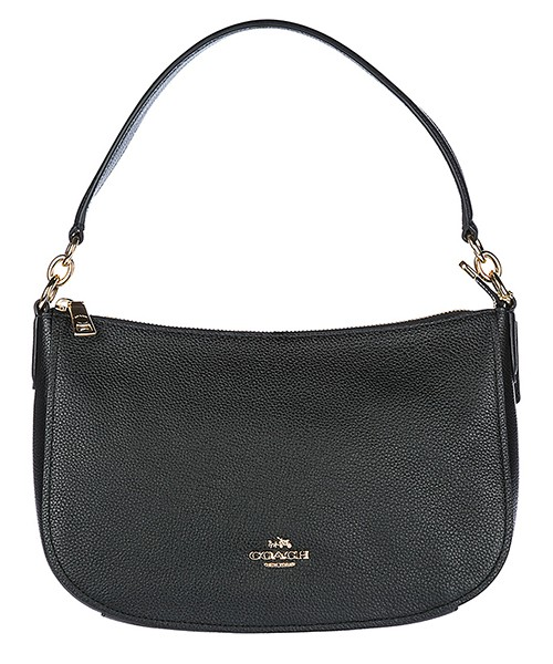 Shoulder bag Coach 56819 nero