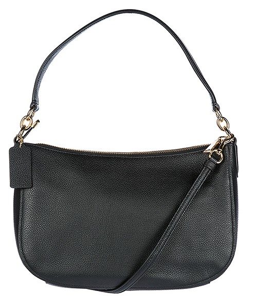 Women's leather shoulder bag chelsea secondary image