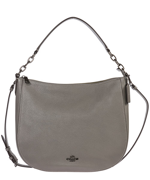 Women's leather shoulder bag chelsea 32