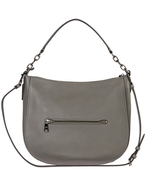 Women's leather shoulder bag chelsea 32 secondary image