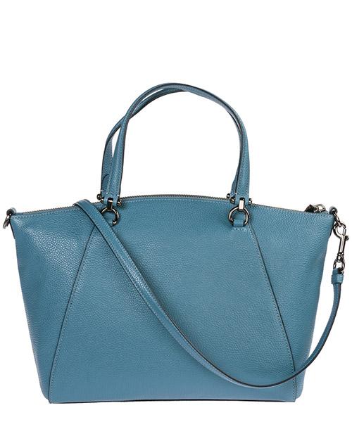 Women's leather handbag shopping bag purse prairie secondary image