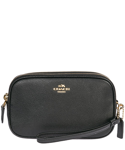 Crossbody bags Coach Sadie 65547 nero