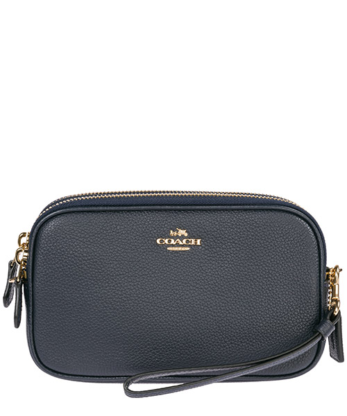 Crossbody bags Coach Sadie 65547 blu