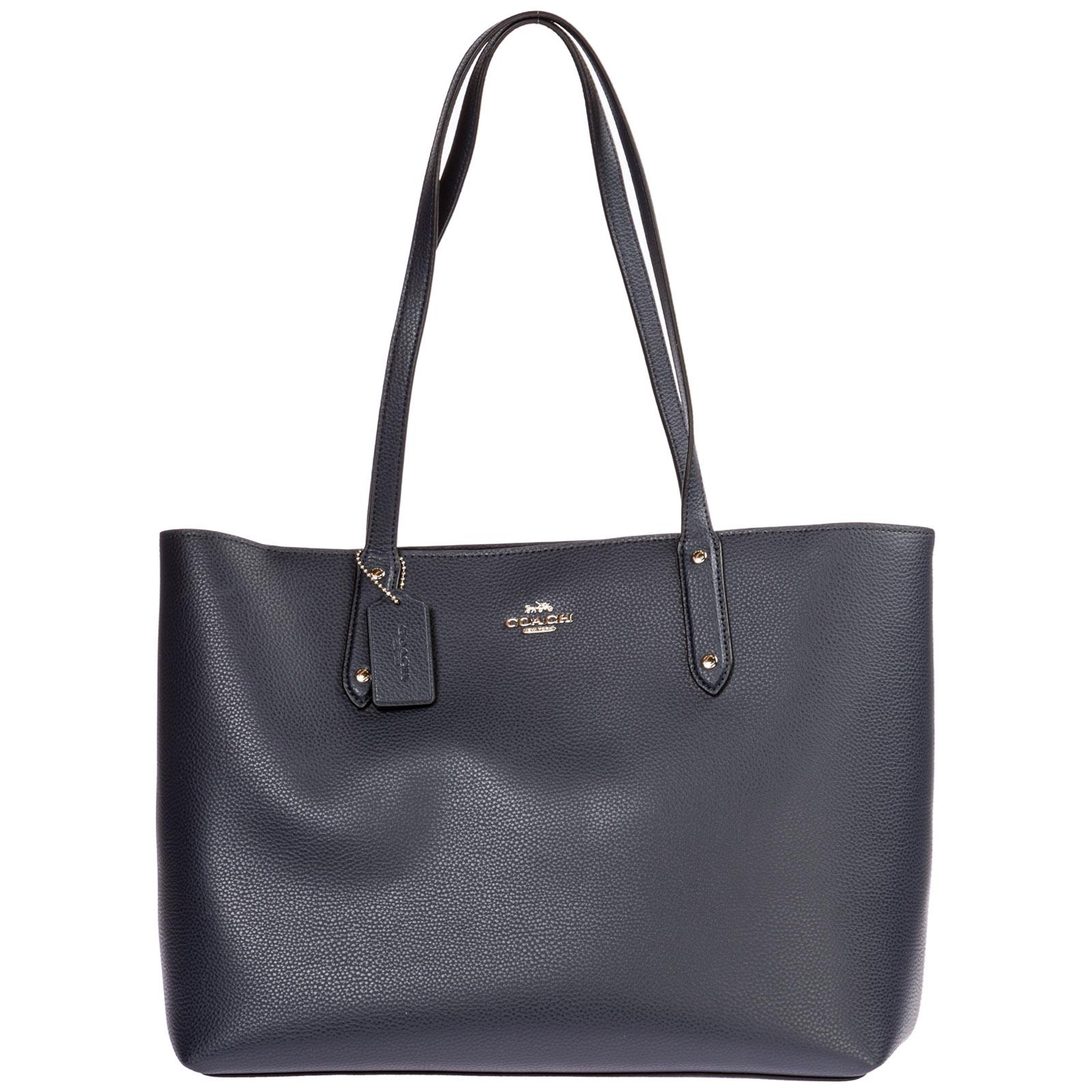 Women's leather shoulder bag central