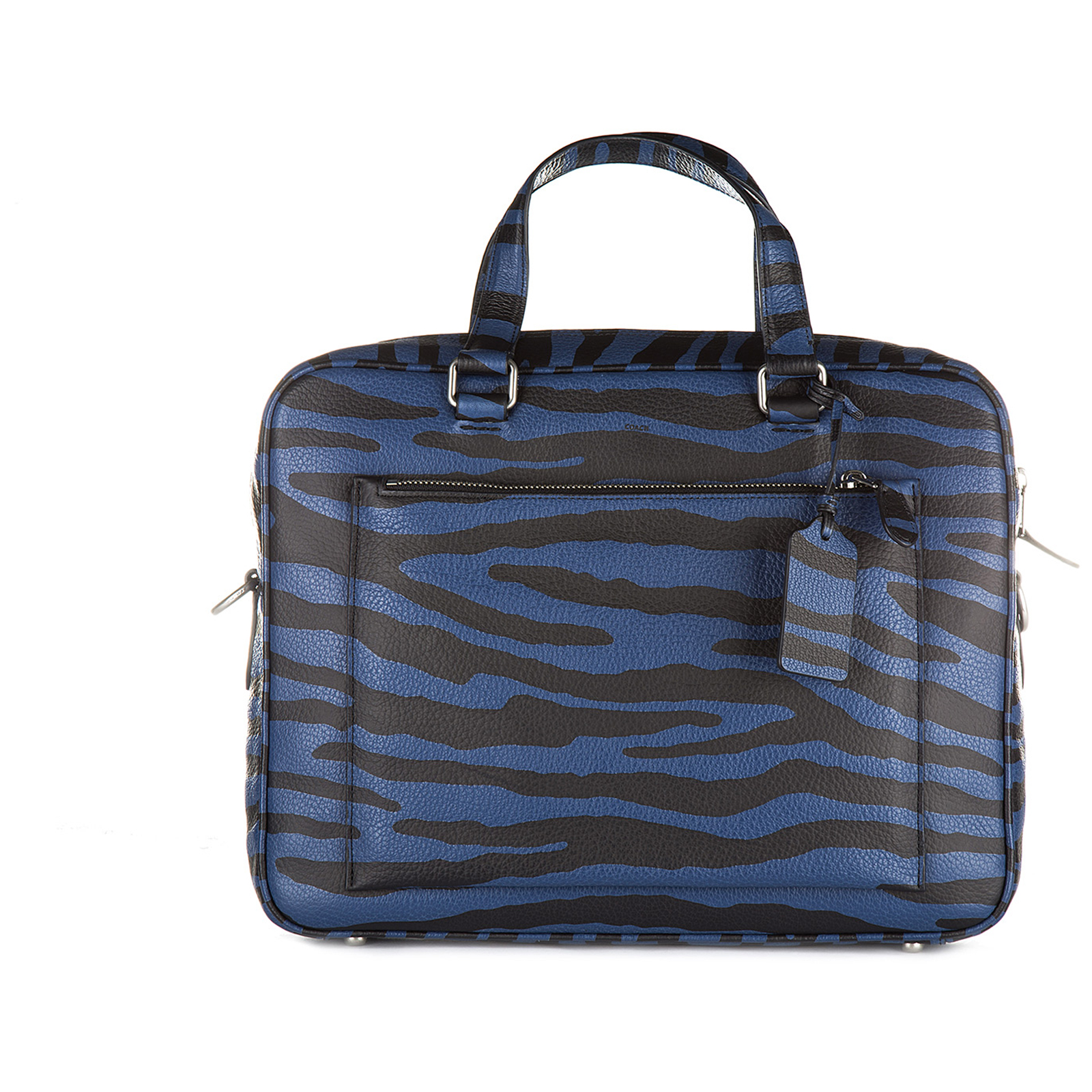 Sac porte-documents homme en cuir
