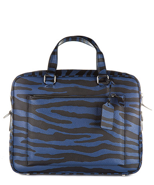 Laptop bag Coach 72136 F3T marine tiger