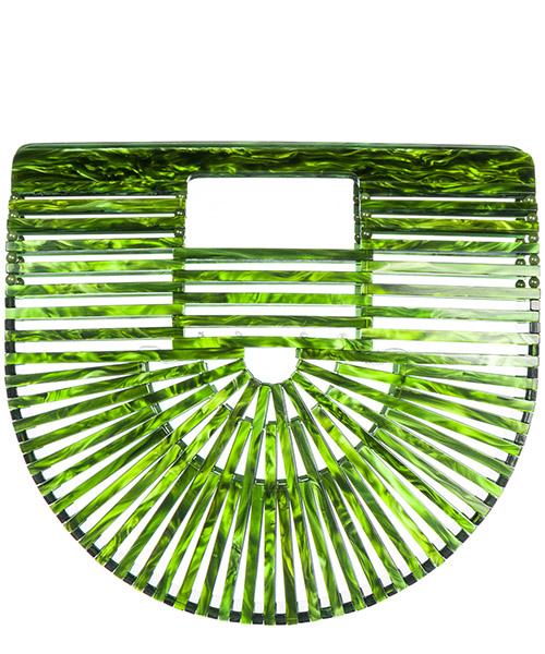Bolso de mano Cult Gaia 20002ACGRN verde