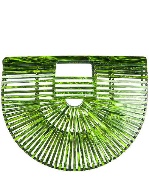Handbag Cult Gaia 20003ACMALACHIT verde