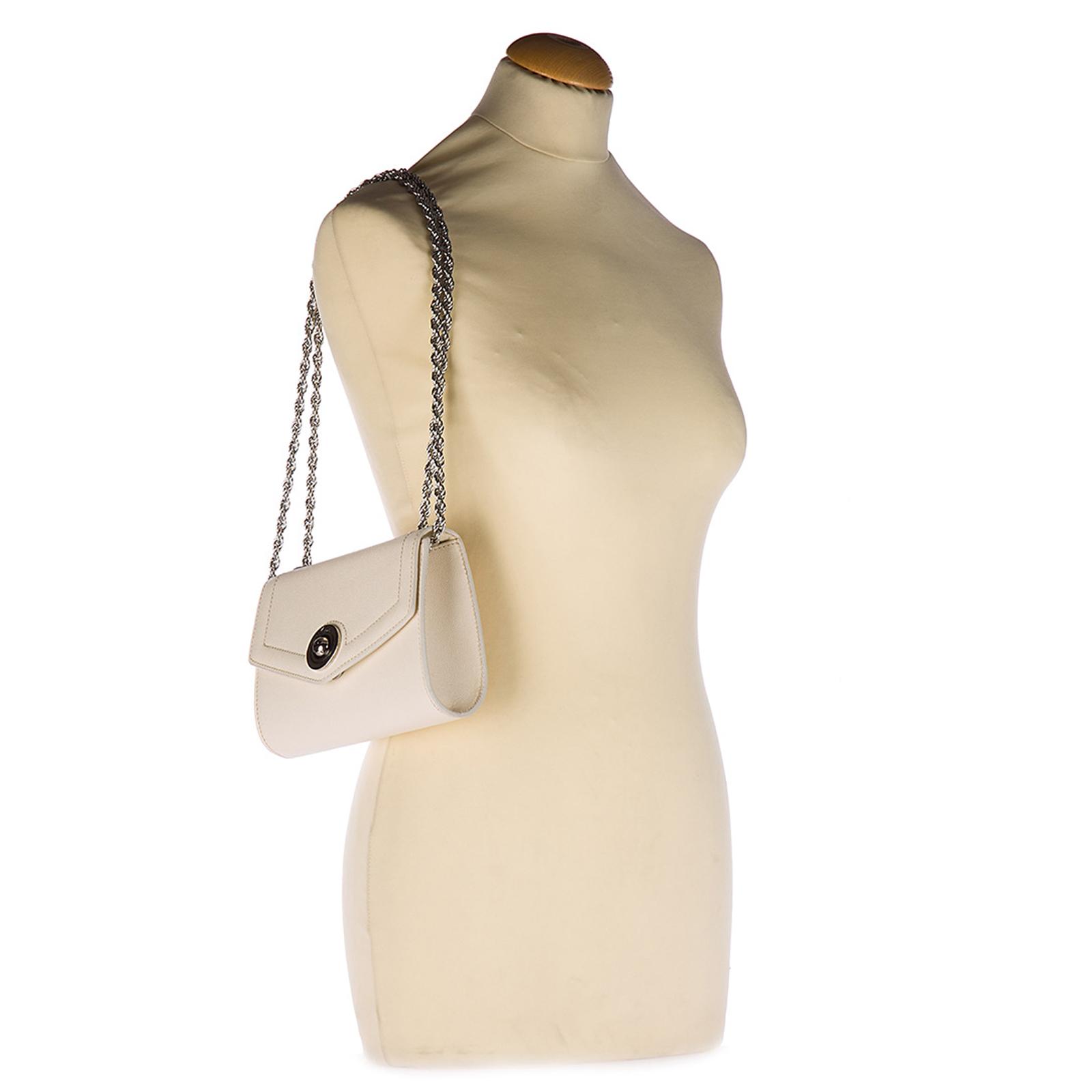 Women's clutch with shoulder strap handbag bag purse  antibes