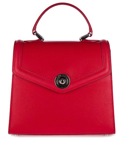 Handtaschen d'Este Monaco MONACO rosso