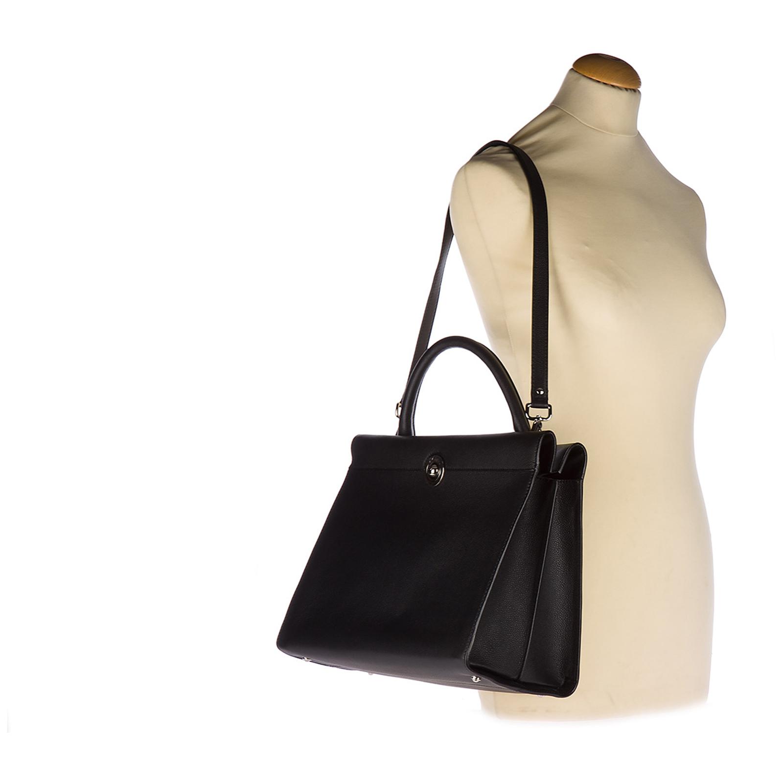 Leder handtasche damen'tasche bag paris