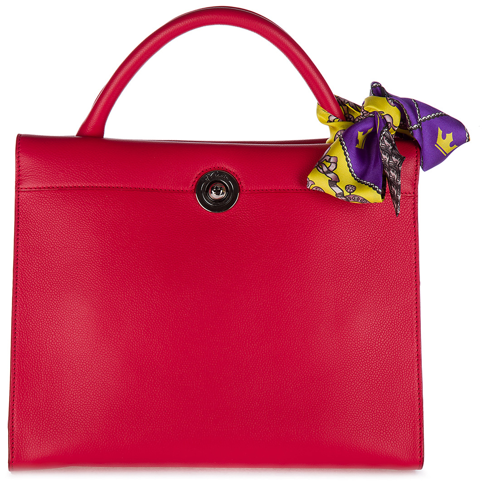 Bolso de mano para compras en piel mujer paris