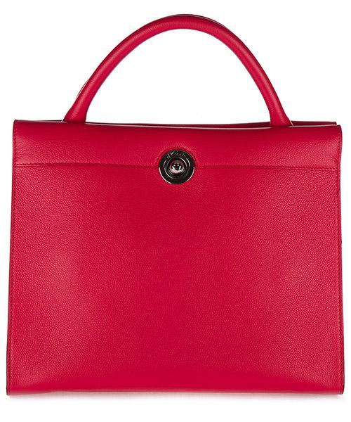 Handtasche d Este PARIS rosso