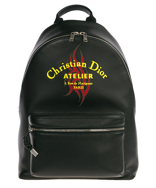 Backpack Dior 1ATBA071YCI H03E nero