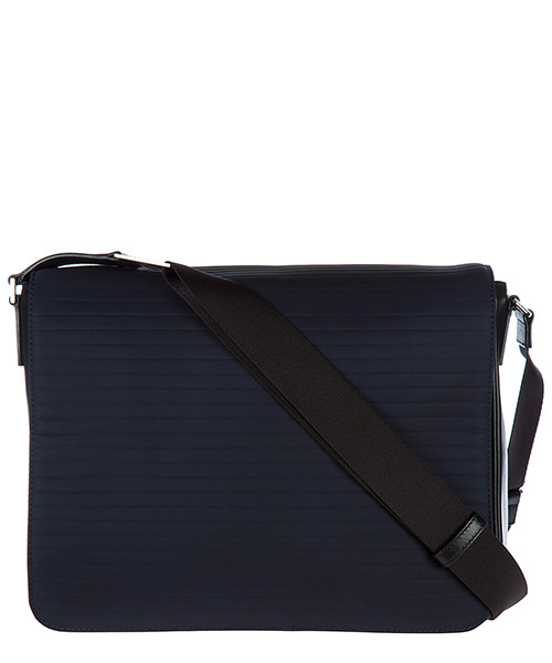 Crossbody bag Dior 1BKME036NPV 569U blue / black