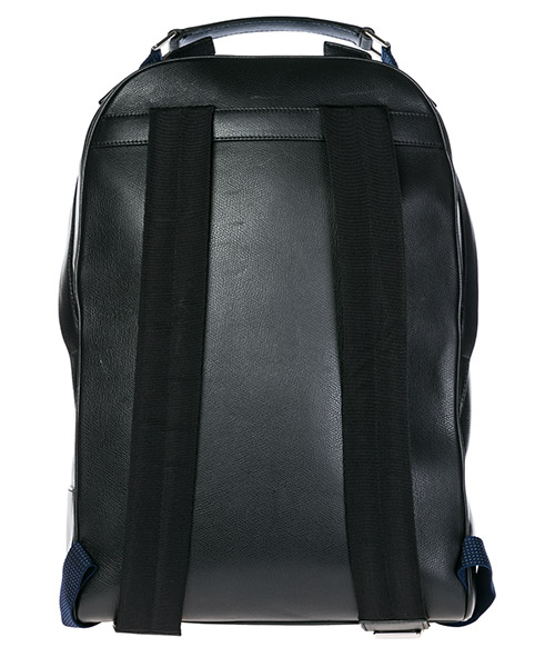 Men's leather rucksack backpack travel secondary image