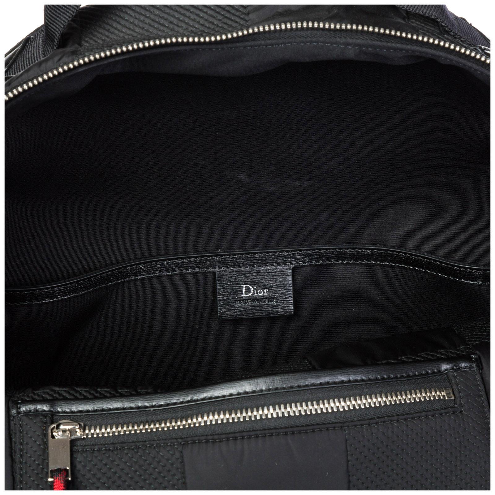 Sacs à dos Dior 1DEBA034XFP 00NU nero   FRMODA.com 548384aeff2