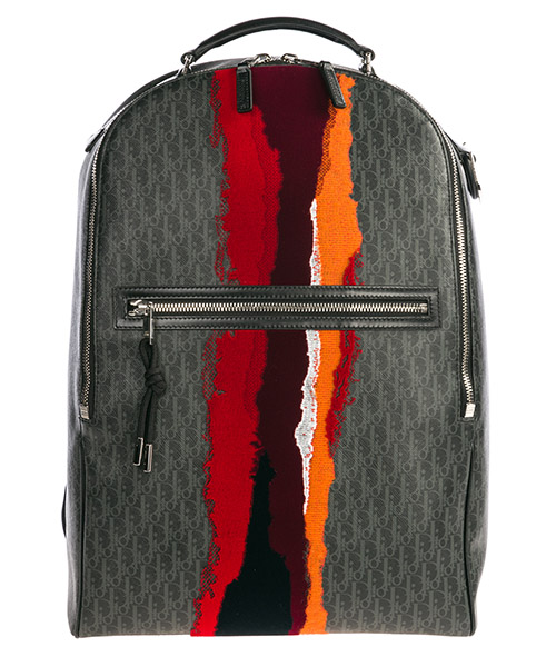 Rucksack Dior 1FIBA044XLJ H05E grigio