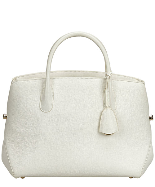 Handbags Dior Pre-Owned 9BDRHB025 bianco