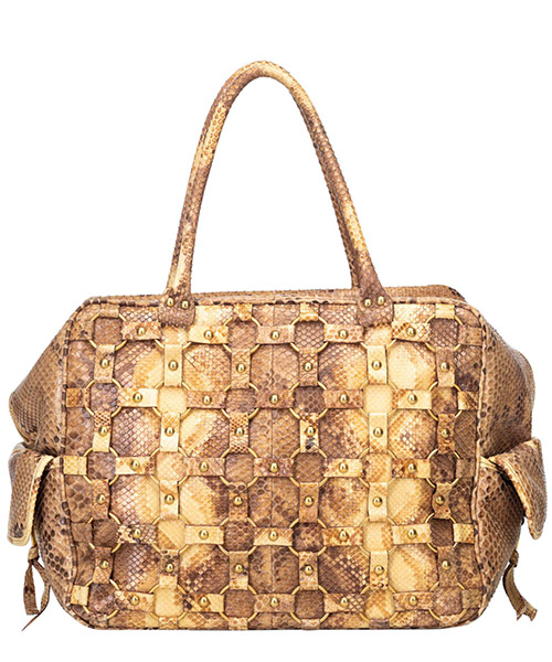 Handbags Dior Pre-Owned 9CDRHB020 marrone