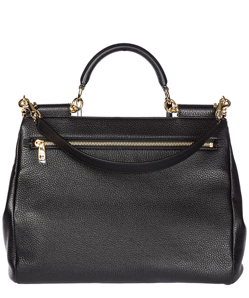 Borsa donna a mano shopping tote in pelle sicily secondary image