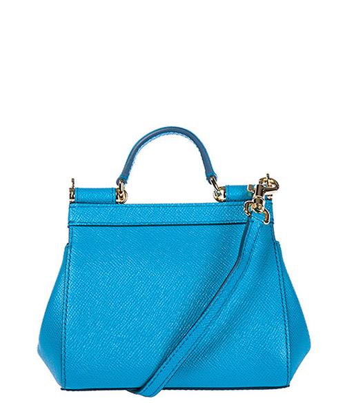 Women's leather cross-body messenger shoulder bag mini sicily secondary image