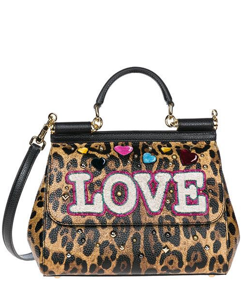 Bolsas de mano Dolce&Gabbana sicily BB6002AV277HA93M leo