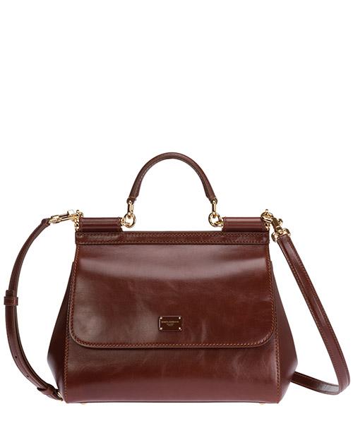 Handtaschen Dolce&Gabbana sicily bb6002aw55480025 marrone