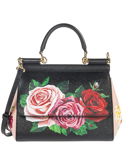 Sac à main Dolce&Gabbana Sicily BB6003AK293HNX46 nero