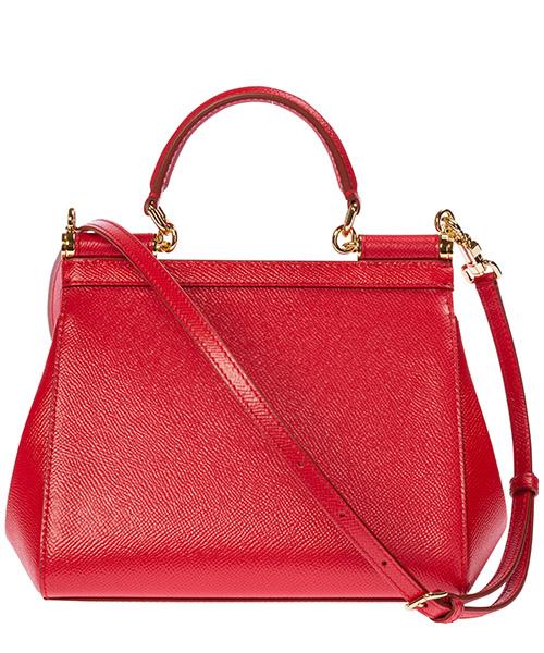 Bolso de mano para compras en piel mujer sicily secondary image