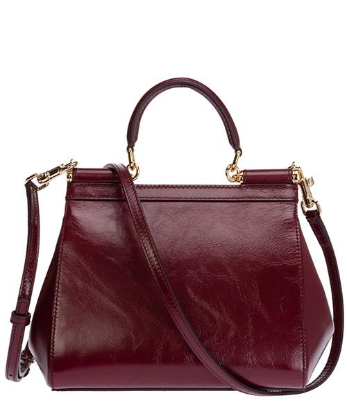 Leder handtasche damen tasche bag sicily vintage secondary image