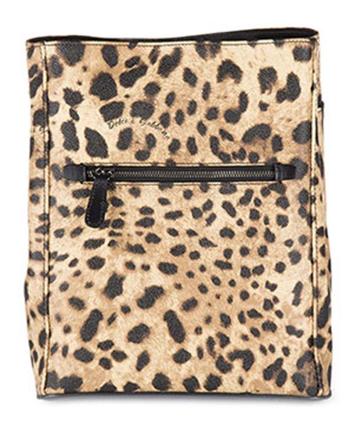 Zaino Dolce&Gabbana BB6160 B7158 8M941 stampa leopardo