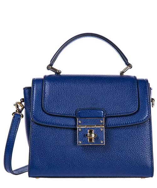 Handbag Dolce&Gabbana Greta BB6168AC176 blu