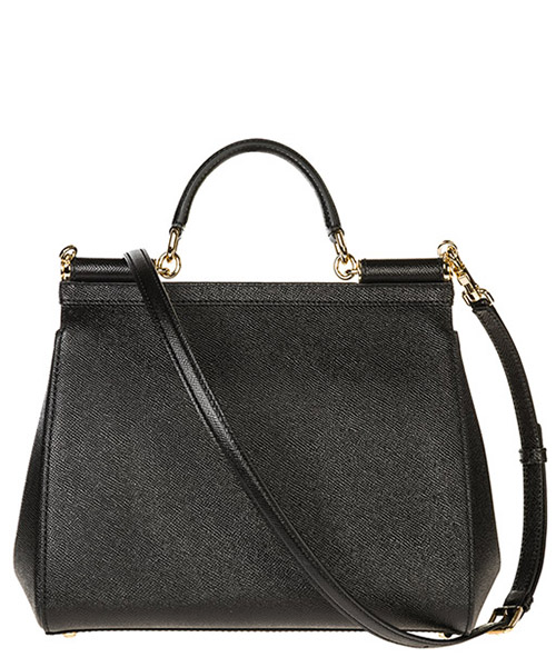 Women's leather handbag shopping bag purse sicily secondary image