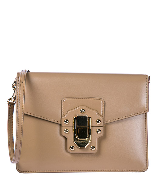 Shoulder bag Dolce&Gabbana BB6310AI285 beige