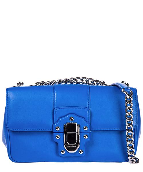 Shoulder bag Dolce&Gabbana Lucia BB6344AI322 bluette