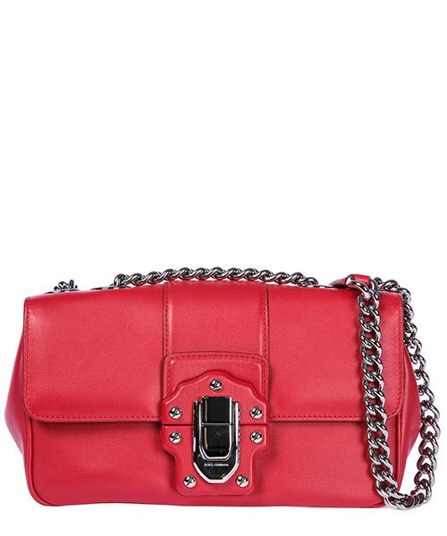 Shoulder bag Dolce&Gabbana Lucia BB6344AI322 rosso
